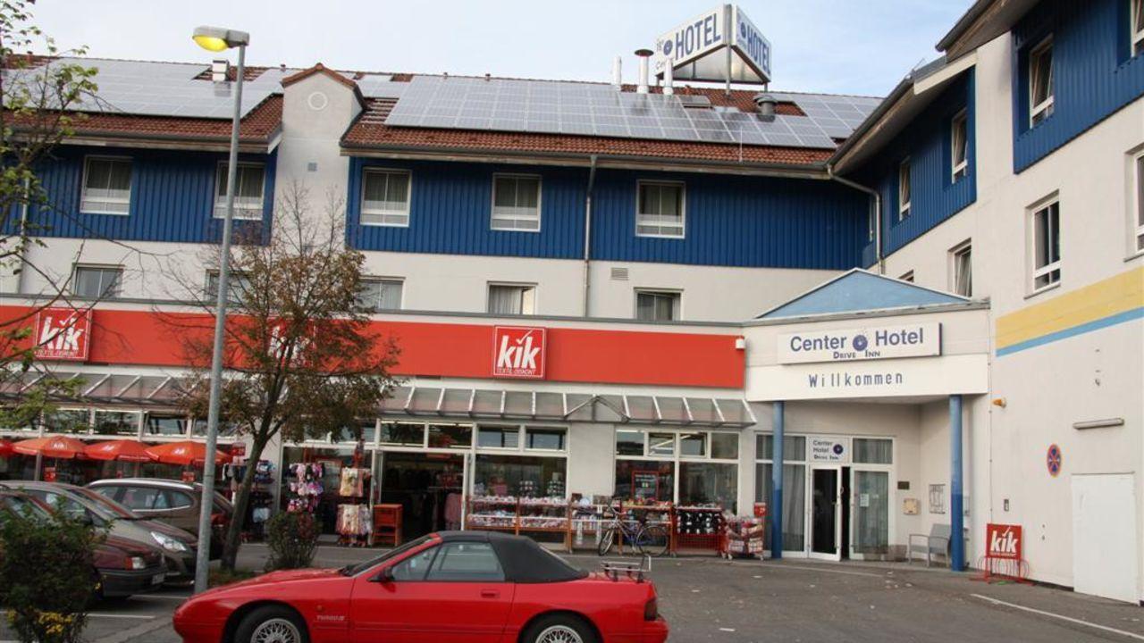 Center Hotel Drive Inn Hirschaid Deutschland