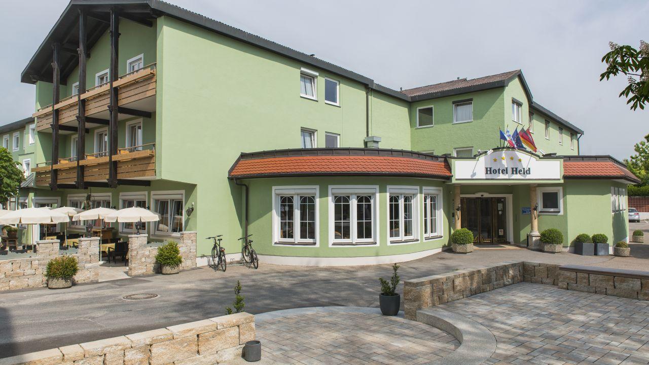 Hotel Gasthof Richard Held Regensburg Holidaycheck Bayern Deutschland