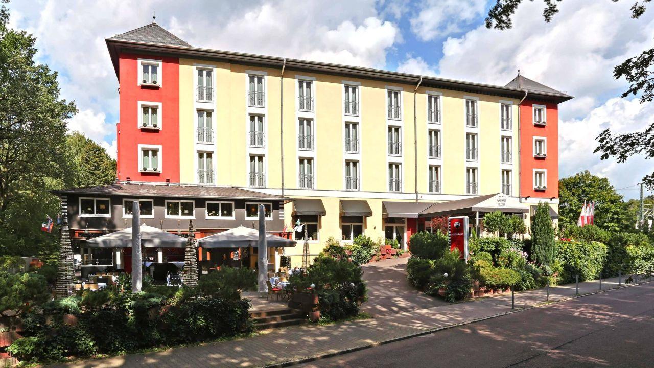 Grunau Hotel Berlin Treptow Kopenick Holidaycheck Berlin