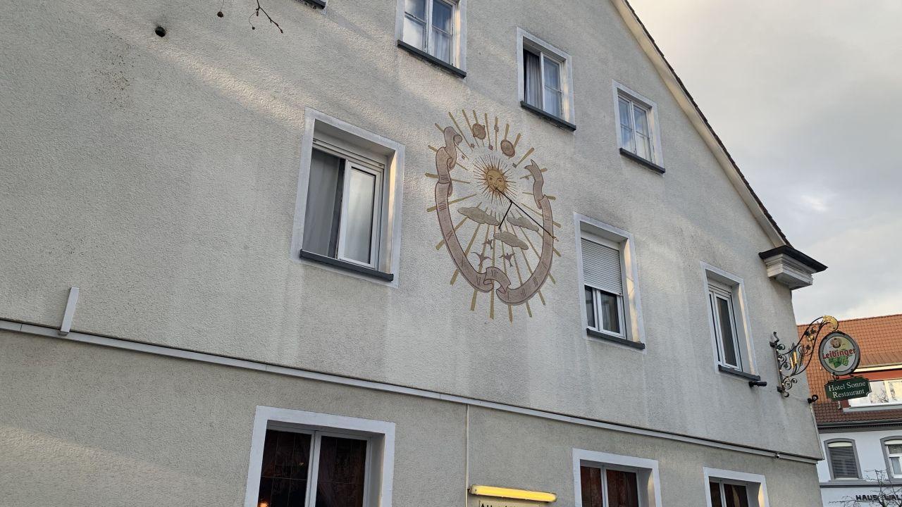 Hotel Sonne Weingarten