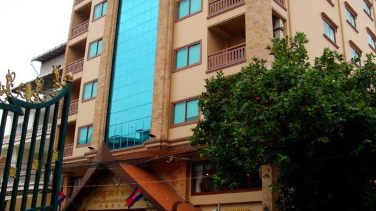Hotel Apartment Cardamom Phnom Penh Holidaycheck Kambodscha