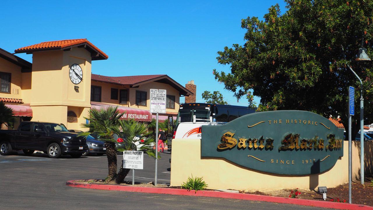 Hotel Historic Santa Maria Inn (Santa Maria) • HolidayCheck ...