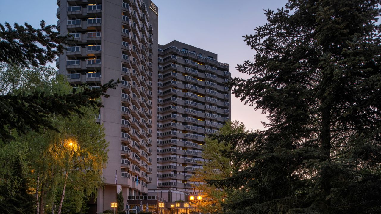 Doubletree By Hilton Hotel Luxembourg Dommeldange Holidaycheck