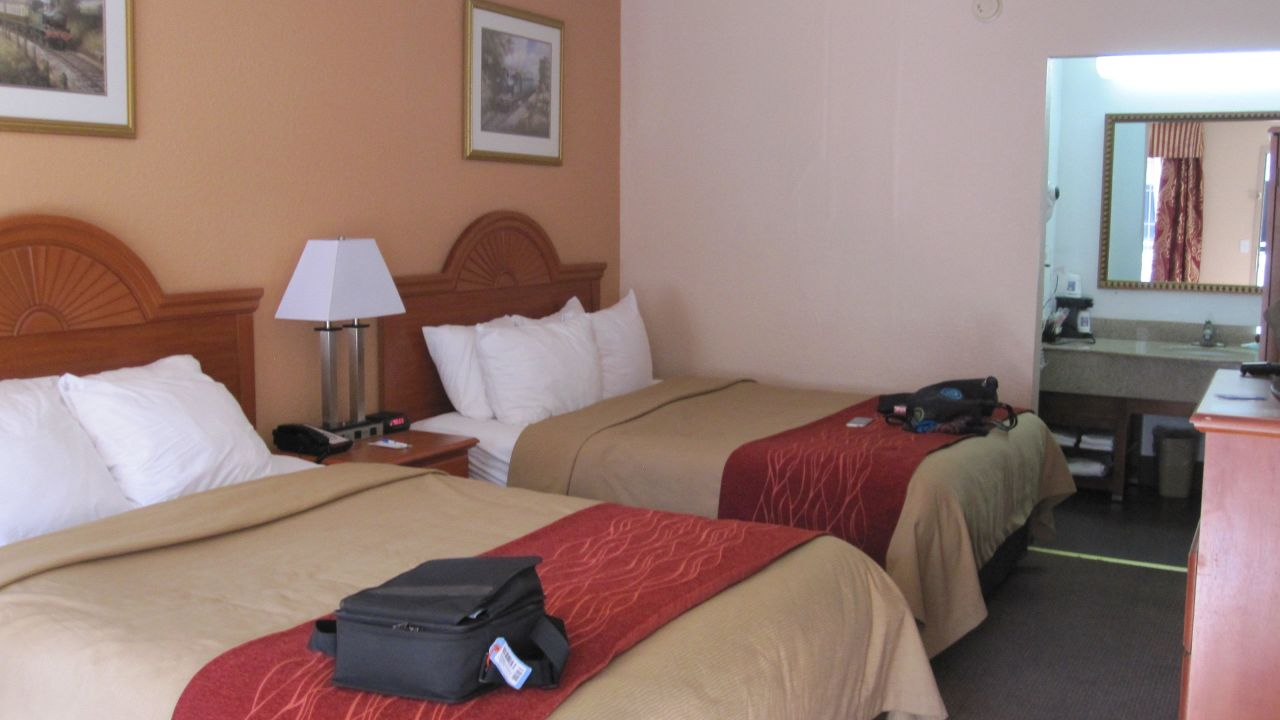 Hotel Comfort Inn Nashville Downtown Nashville Holidaycheck