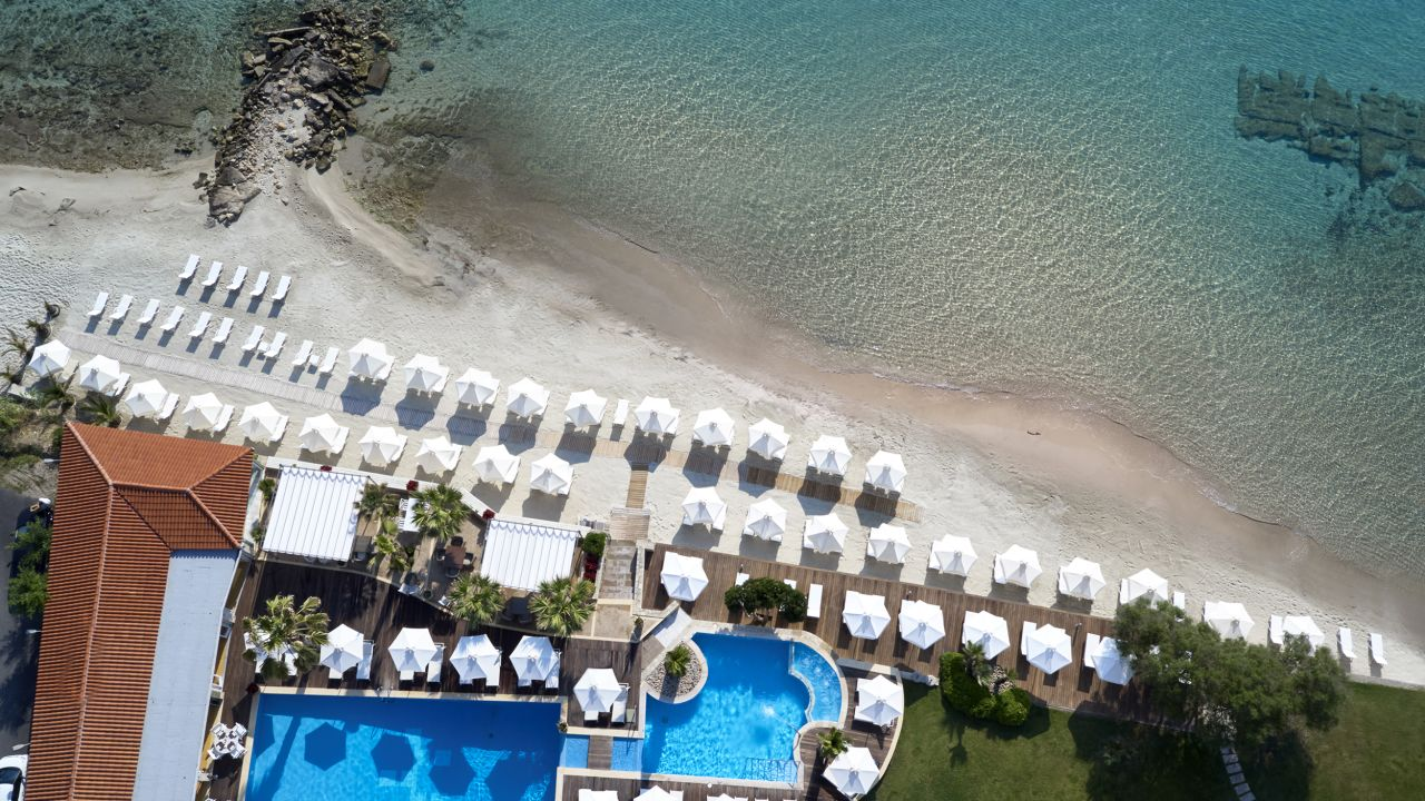 Afitis boutique hotel all deluxe afytos holidaycheck for Boutique hotel griechenland