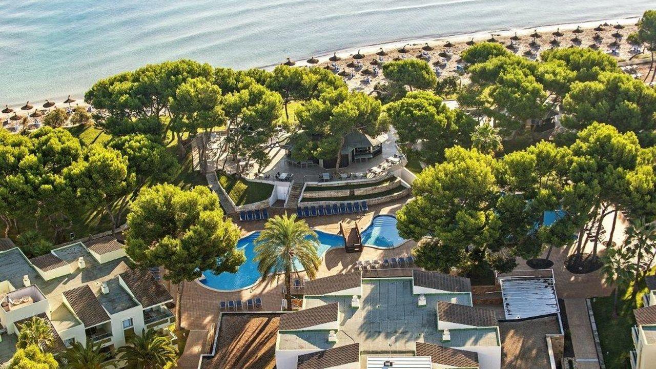 Rio Mar Hotel Playa De Muro Majorca
