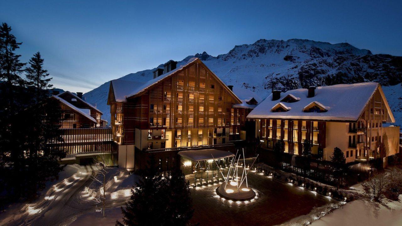 The chedi andermatt a ghm hotel andermatt for Hotel 9 luxury boutique zagreb