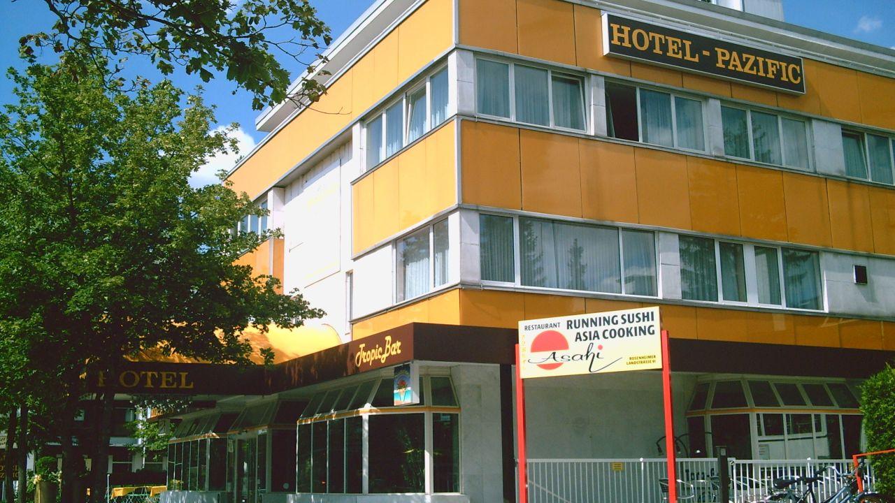 Hotel Pazific Ottobrunn Holidaycheck Bayern Deutschland