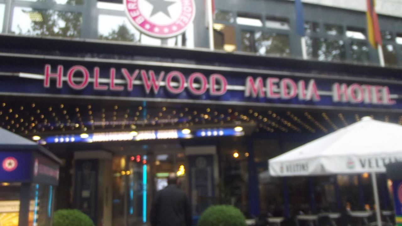 Hollywood Media Hotel Berlin Holidaycheck