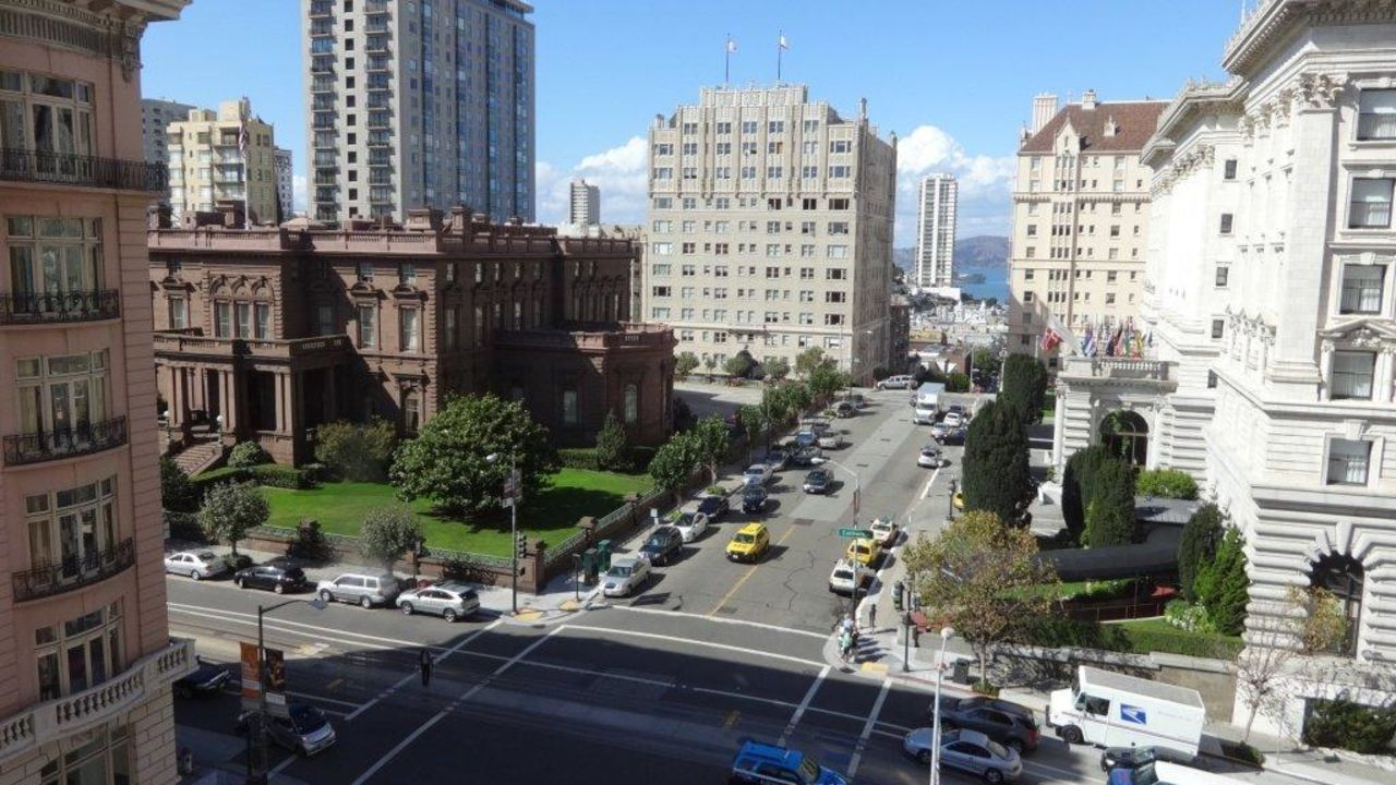 Hotel Intercontinental Mark Hopkins San Francisco San