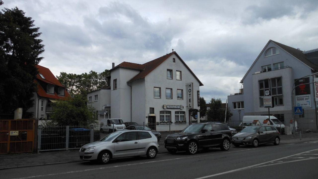 Isenburger Hof Hotel
