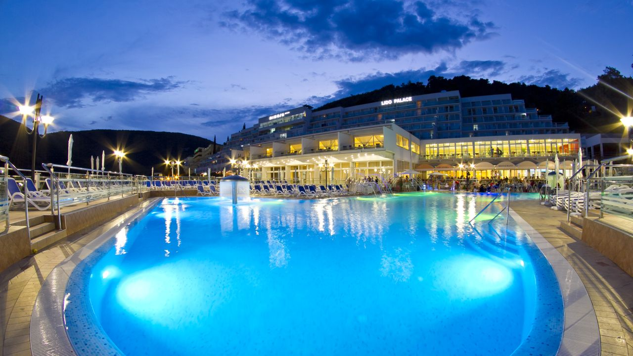 Istrien Karte Rabac.Hotel Mimosa Lido Palace Rabac Holidaycheck Istrien Kroatien