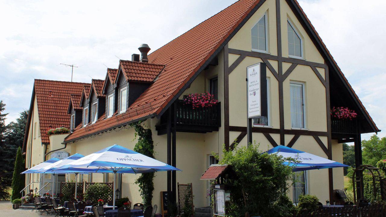 Hotel Eisenberger Hof (Moritzburg) • HolidayCheck (Sachsen ...