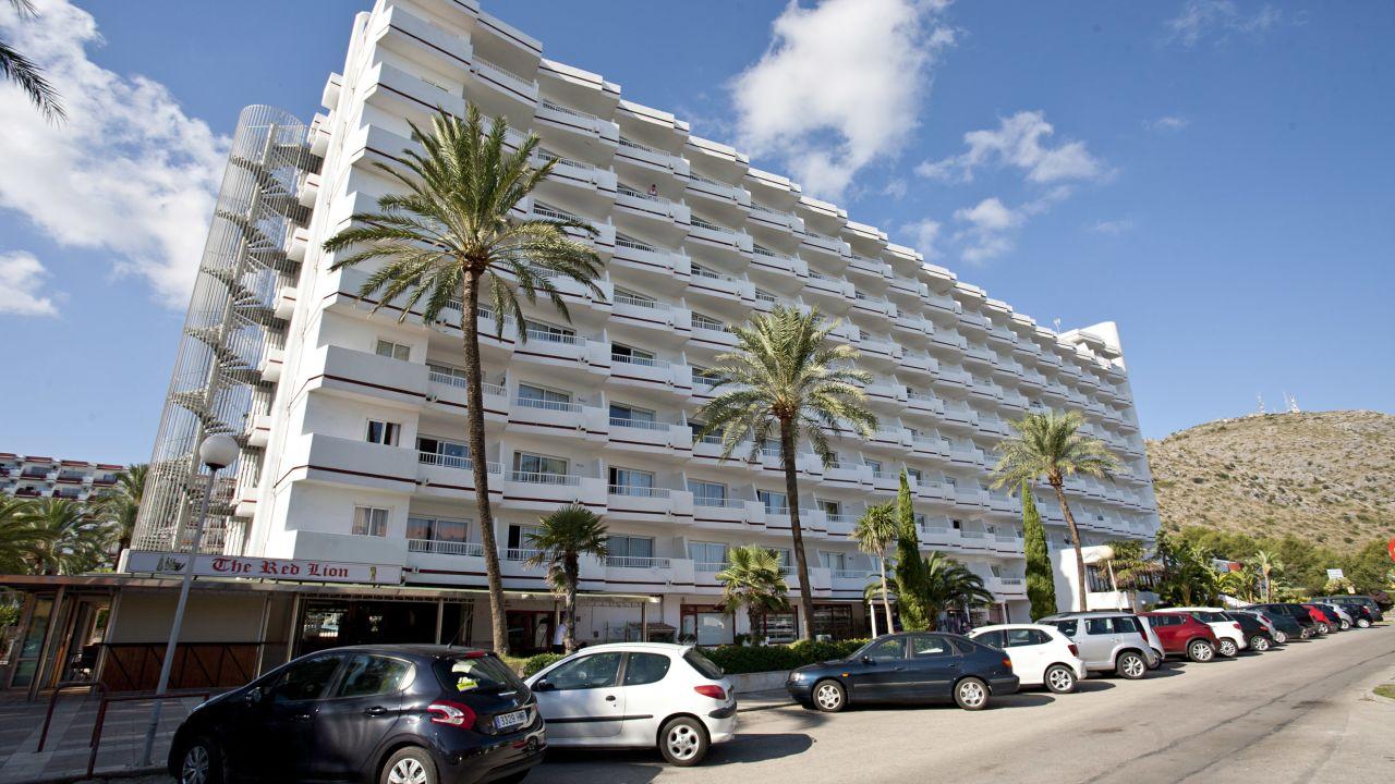 apartamentos siesta 1 in alcudia • holidaycheck | mallorca spanien, Badezimmer ideen