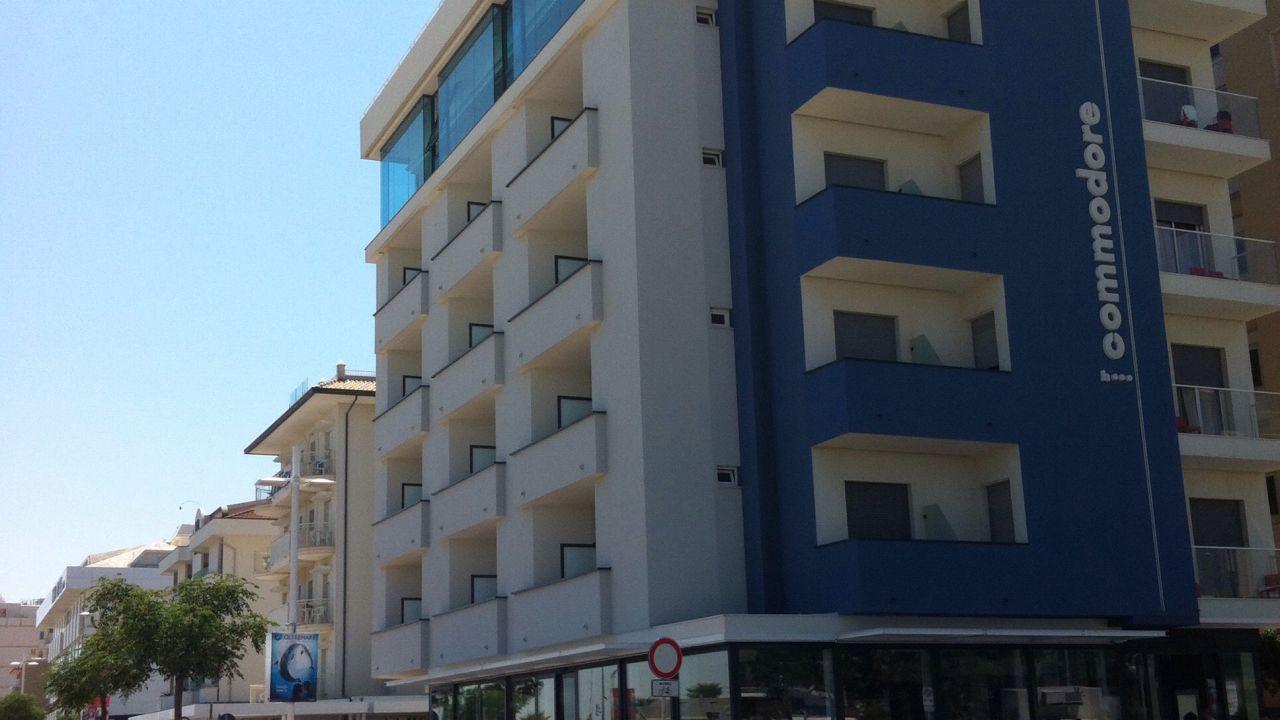 Hotel Commodore (Riccione) • HolidayCheck (Emilia-Romagna | Italien)