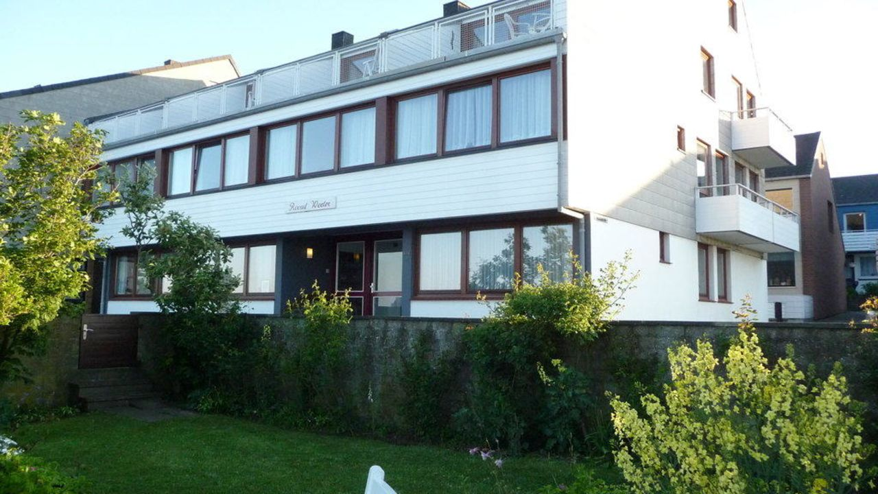 Haus Rooad Weeter Helgoland • HolidayCheck Schleswig