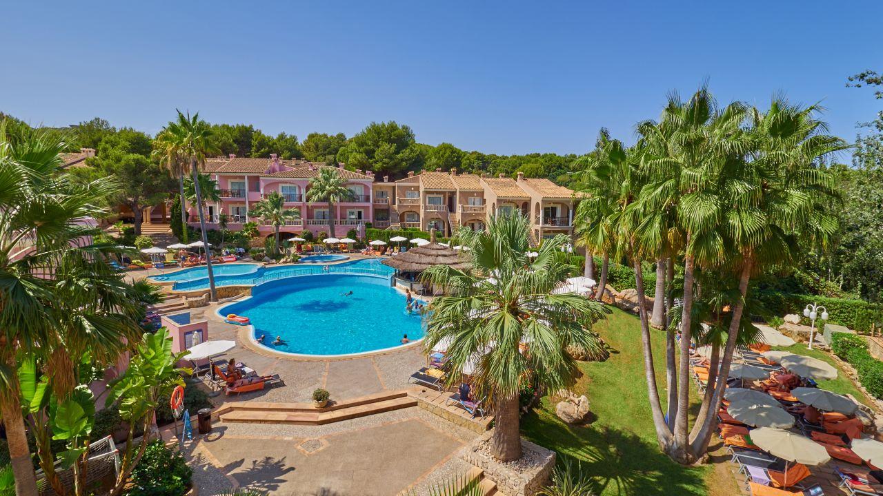 Allsun Hotel Lago Playa Park Cala Ratjada Spanien