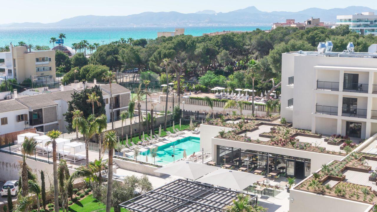 Paradiso Garden Platja De Palma Playa De Palma Holidaycheck