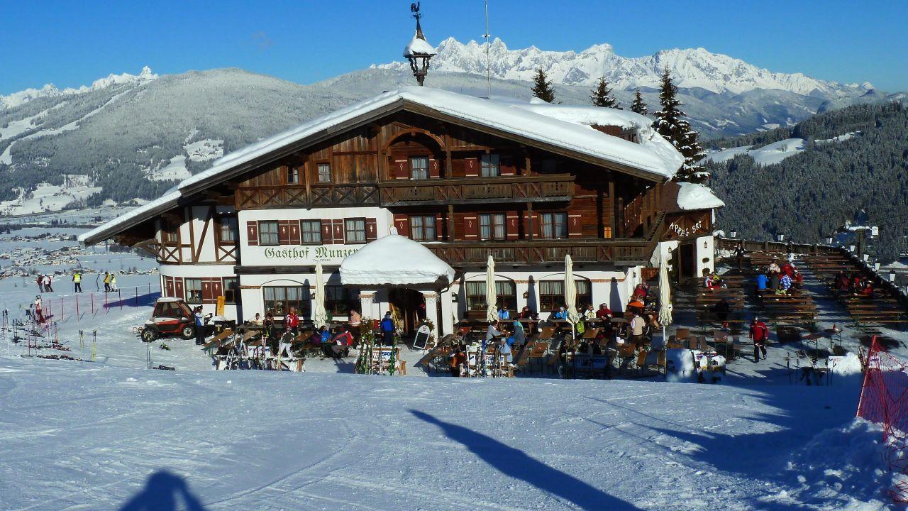 Berggasthof Munzen Flachau Holidaycheck Salzburger Land