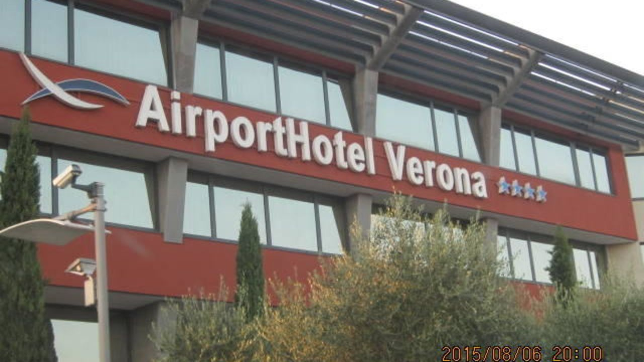 Airporthotel Verona Congress Relax Villafranca Di Verona