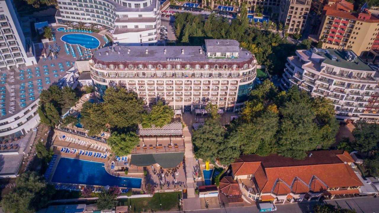 Bulgarien Goldstrand Hotel Kaliakra Palace