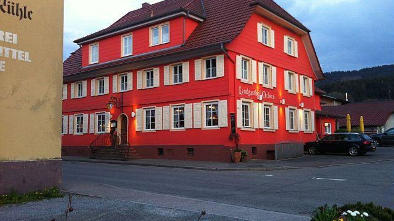 Landgasthof Ochsen Zell Am Harmersbach Holidaycheck Baden