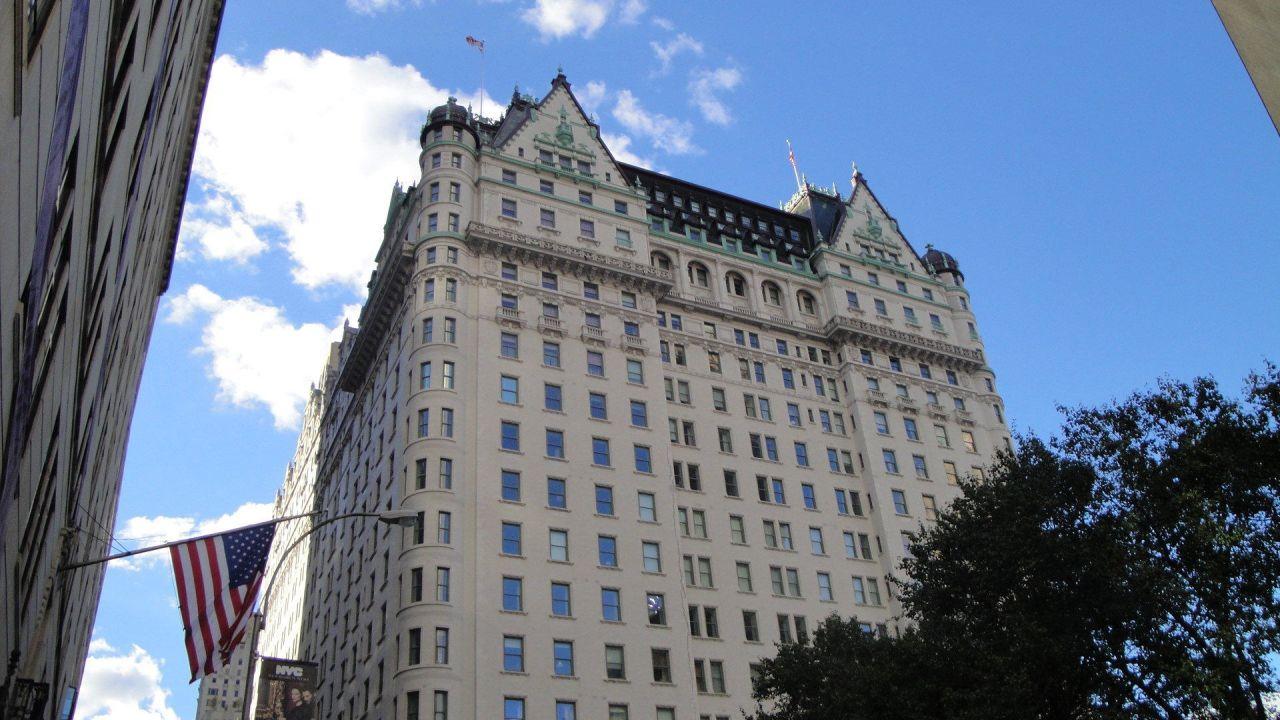 Hotel The Plaza (New York - Manhattan) • HolidayCheck (Bundesstaat ...