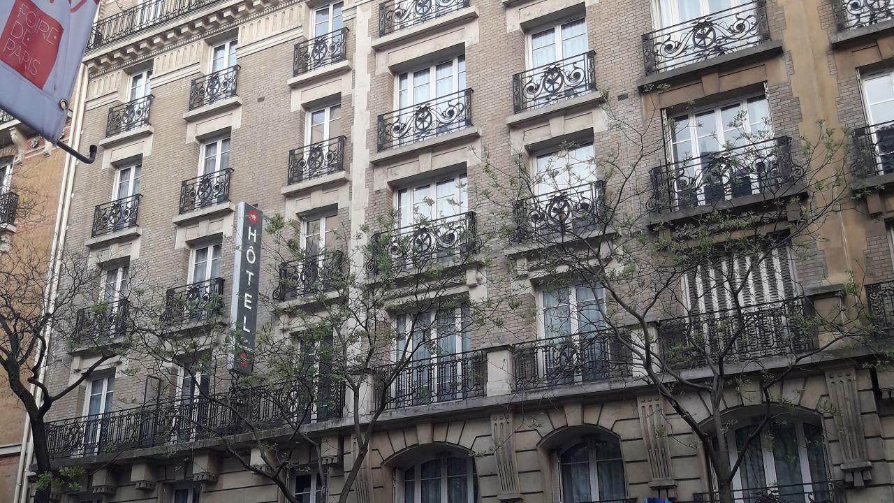 H tel paris vaugirard paris holidaycheck gro raum for Frankreich hotel paris