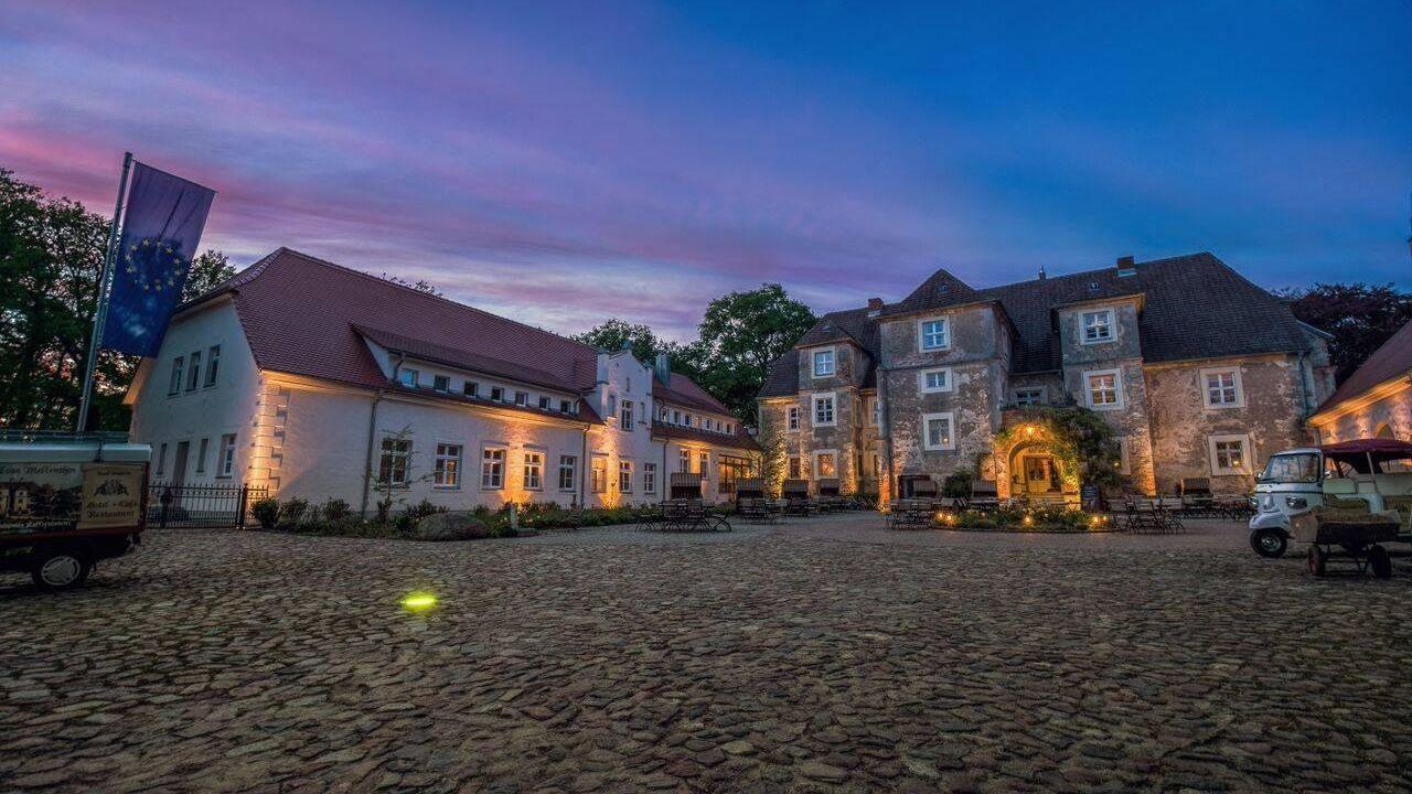 Hotels In Mellenthin Deutschland