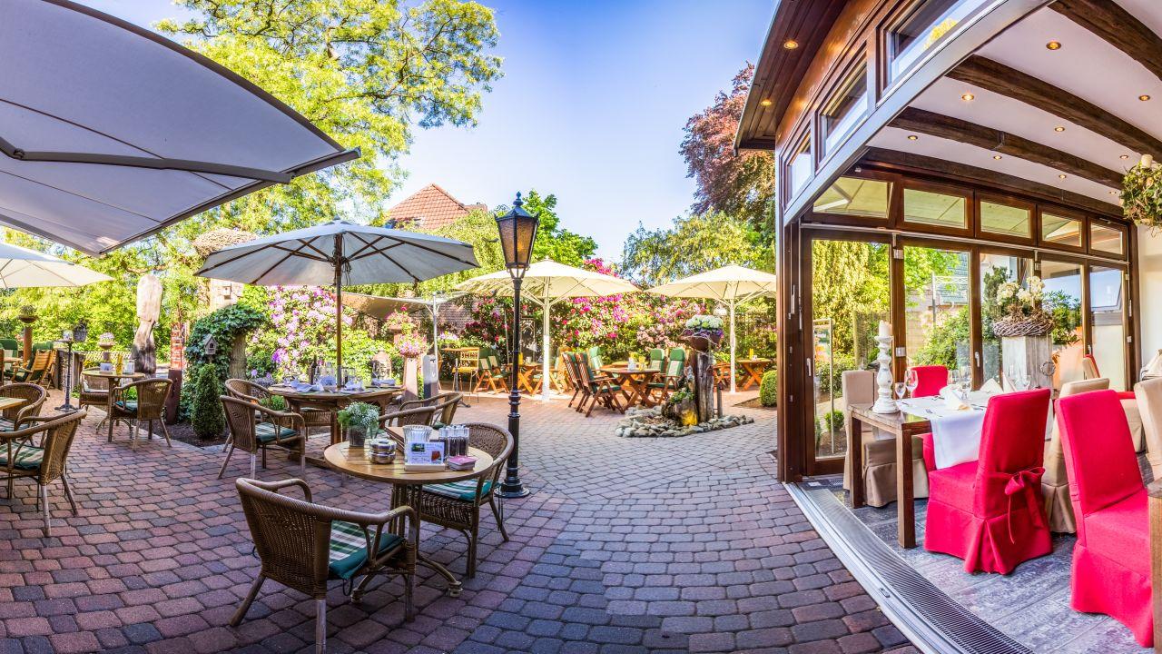 Burgdorfs Hotel & Restaurant (Hude) • HolidayCheck (Niedersachsen ...
