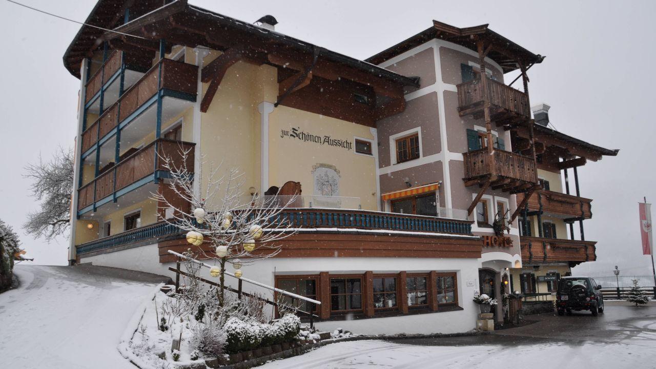 Hotel Zur Schonen Aussicht St Johann In Tirol Holidaycheck