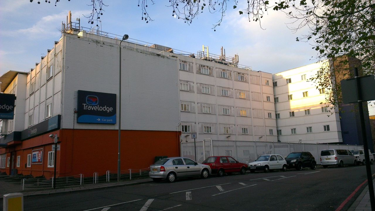 Hotel Travelodge Battersea London