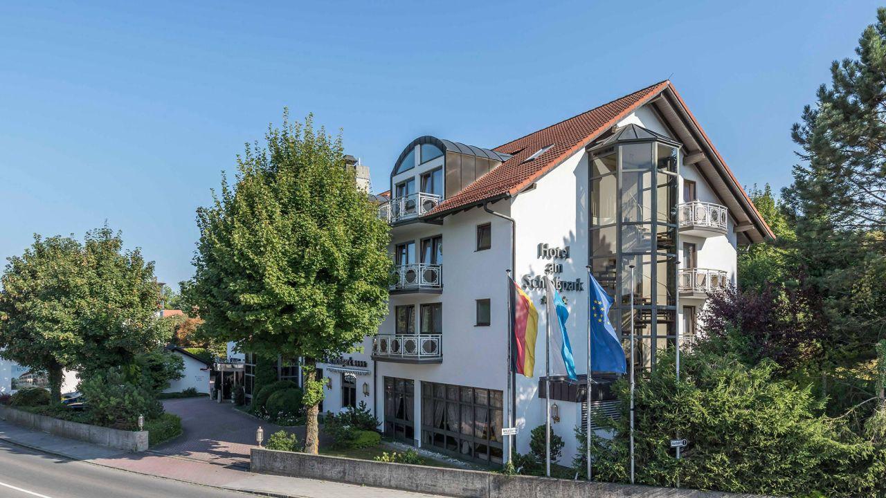 Hotel Am Schloßpark Ismaning Holidaycheck Bayern