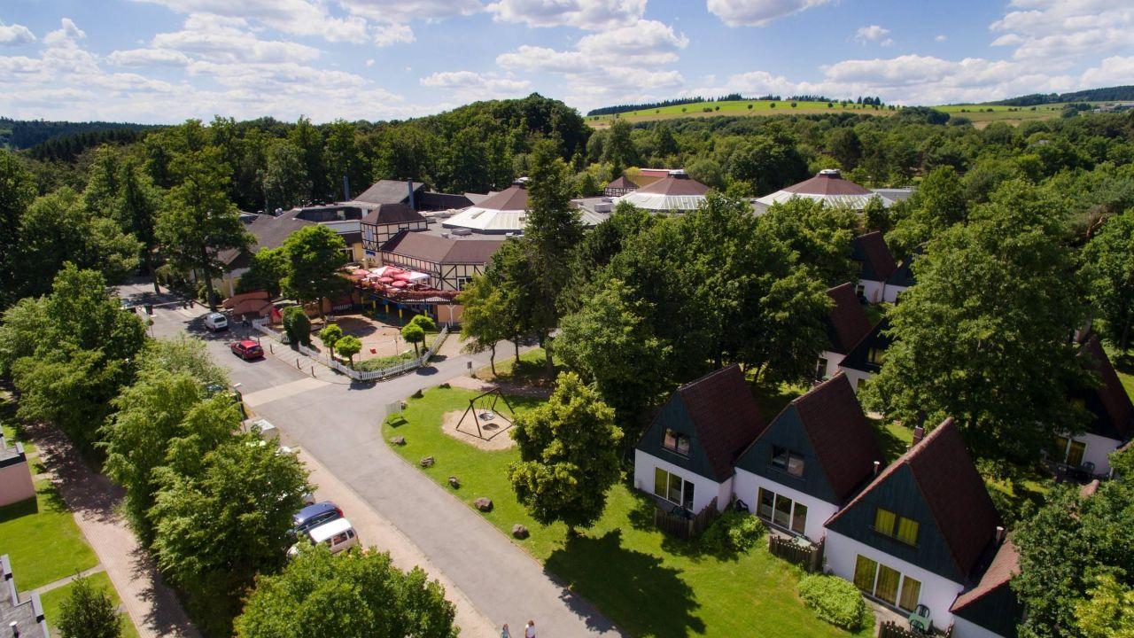 Center parcs park eifel heilbachsee holidaycheck for Design hotel eifel bewertung