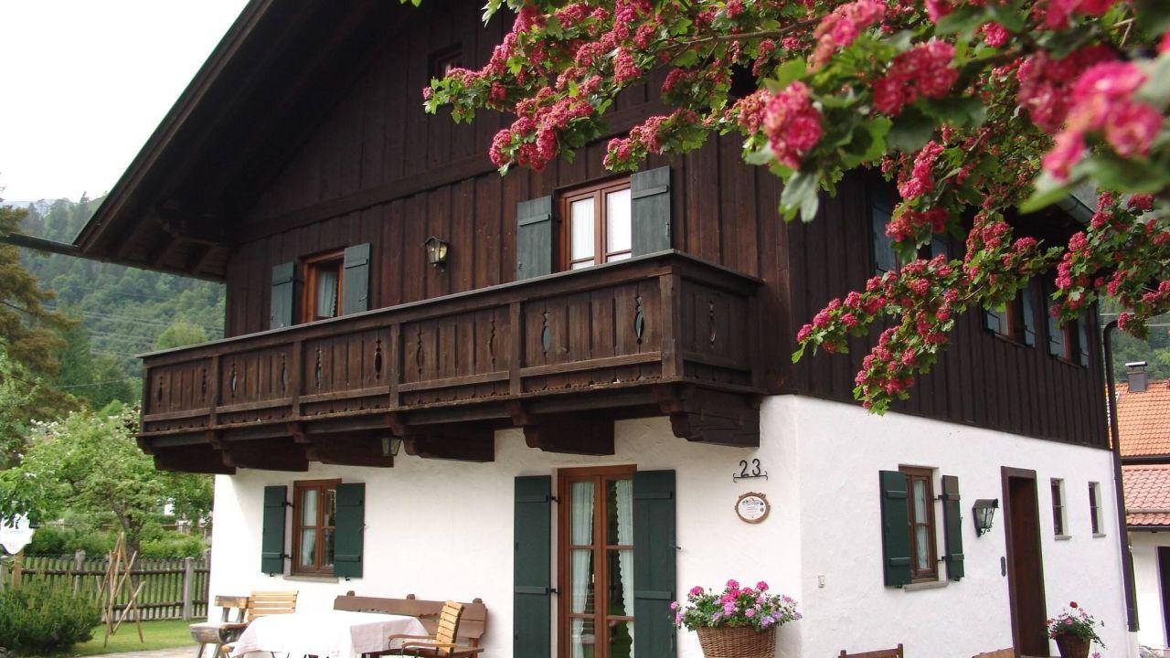 Ferienhaus Walchensee ferienwohnung rieß walchensee (garmisch-partenkirchen