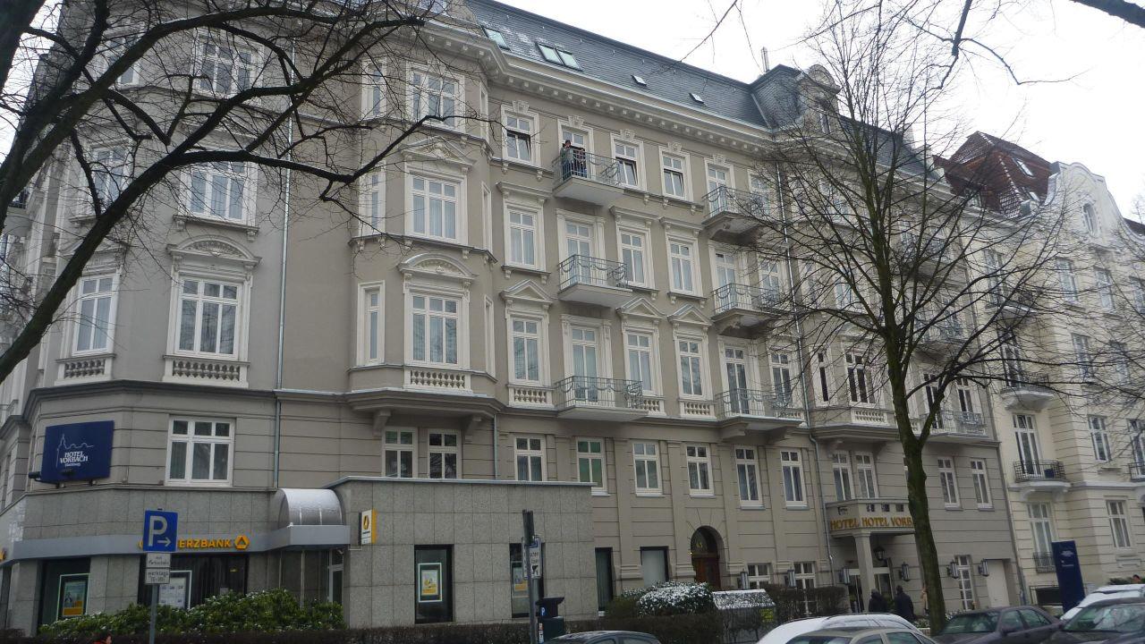 Hotel Vorbach Hamburg Check In