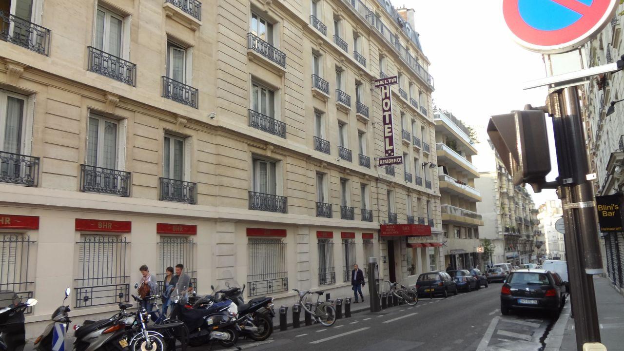 Belta Hotel Paris Check In