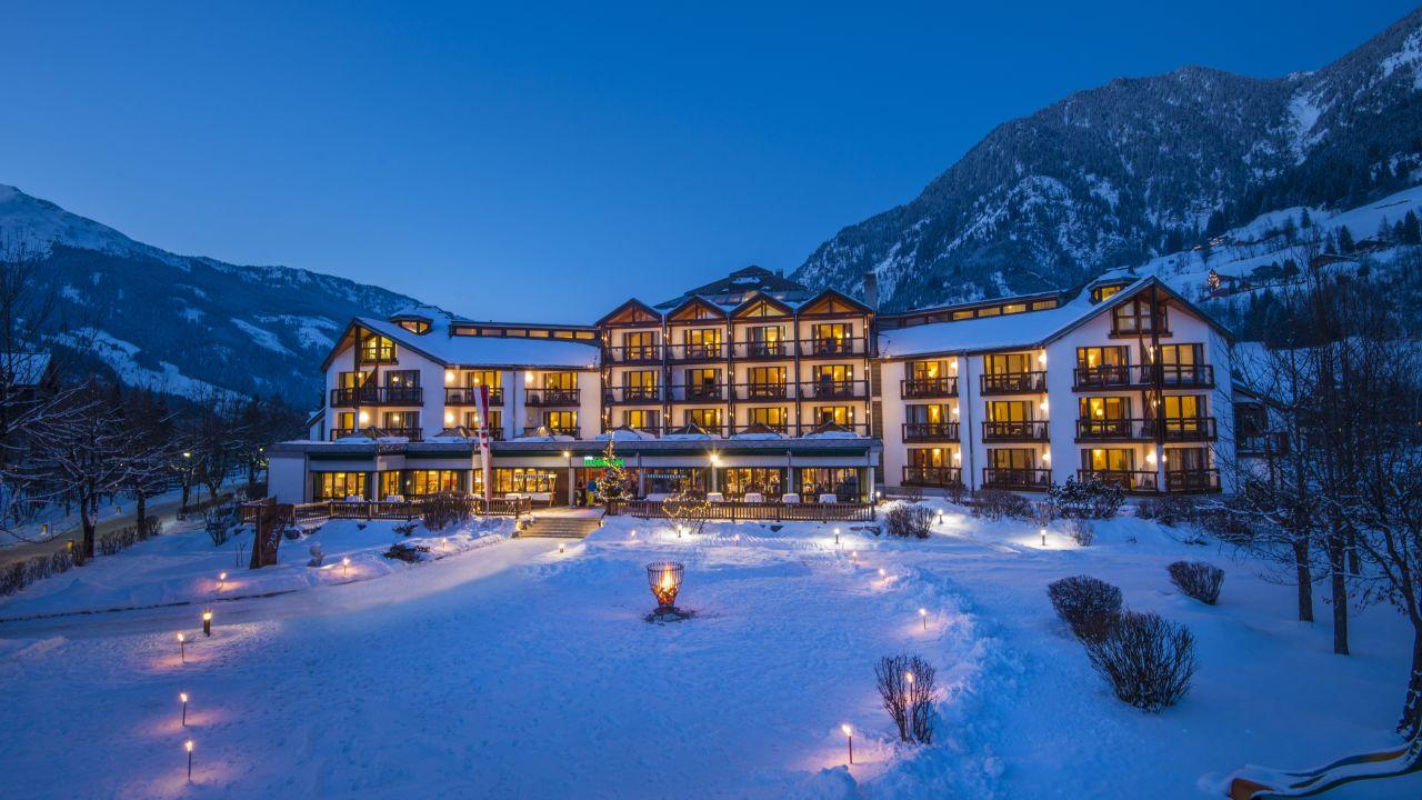 Hotel das gastein bad hofgastein holidaycheck for Design hotel salzburger land