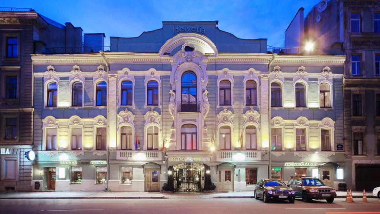 Helvetia Hotel Sankt Petersburg Holidaycheck Nordwestrussland