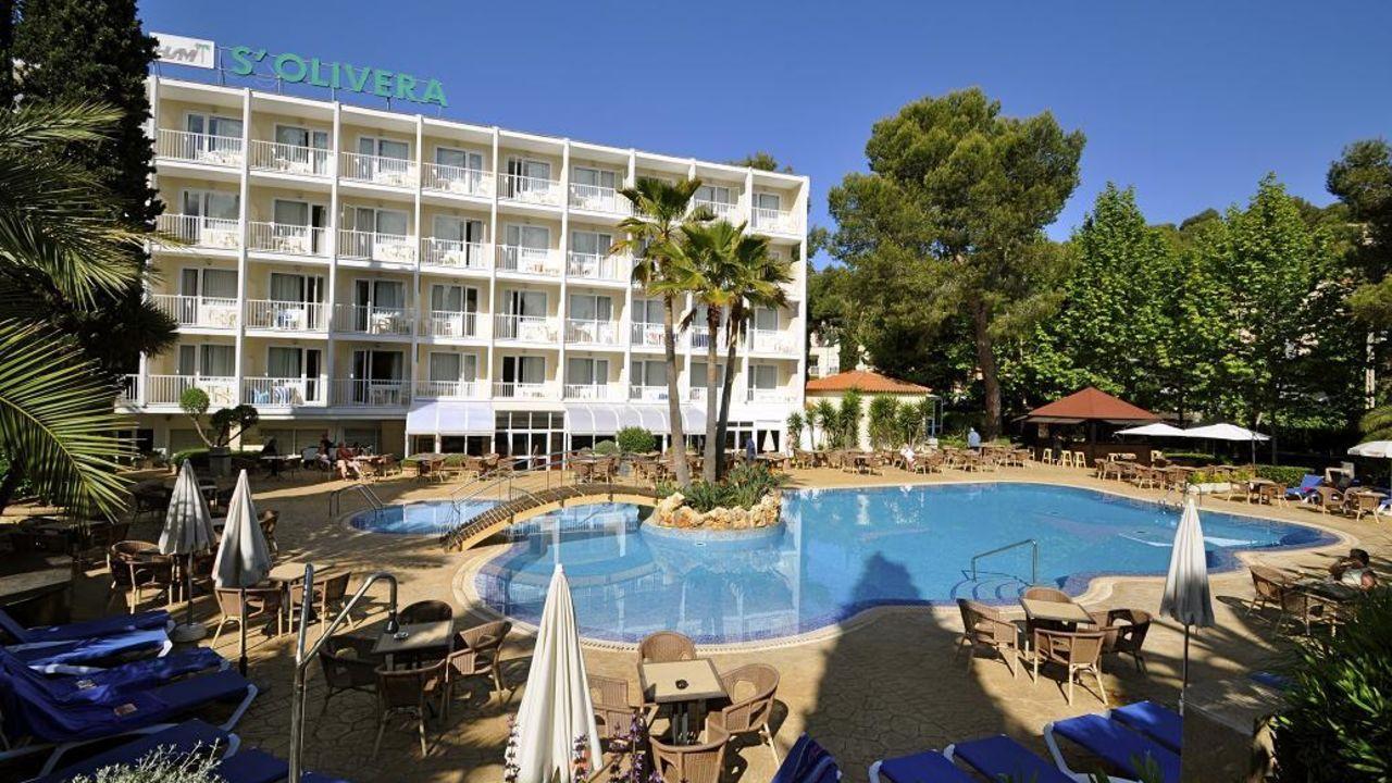 Hsm Hotel Apartments S Olivera Mallorca