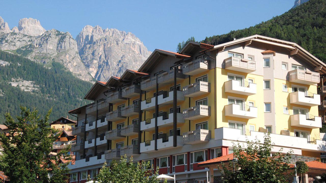 Hotels In Molveno Italien