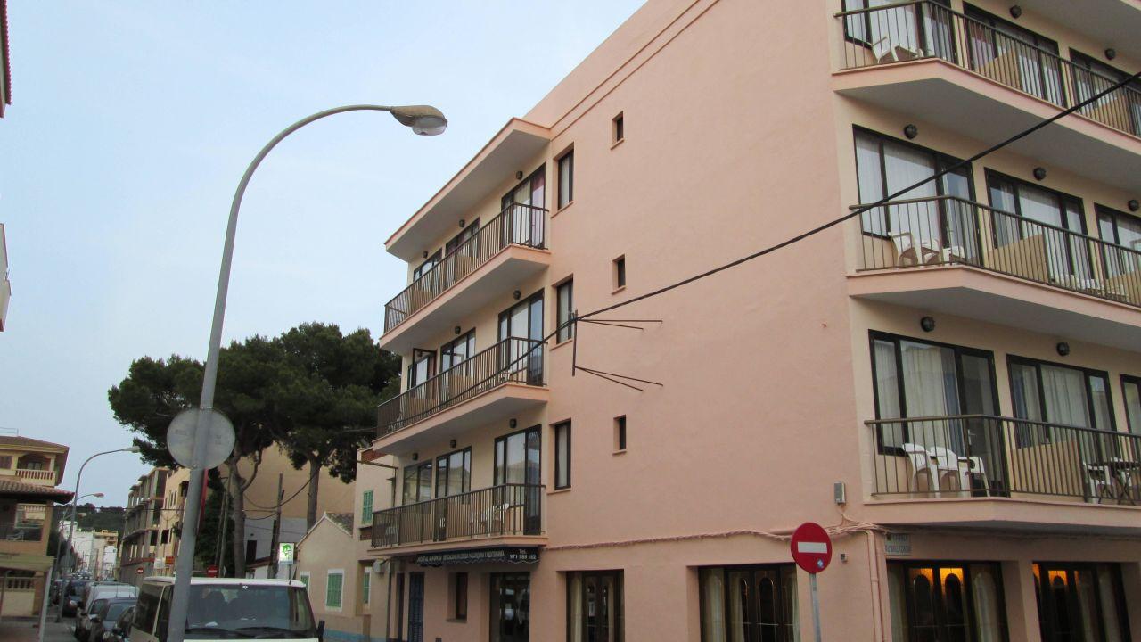Hostal Alfonso Cala Ratjada Holidaycheck Mallorca Spanien