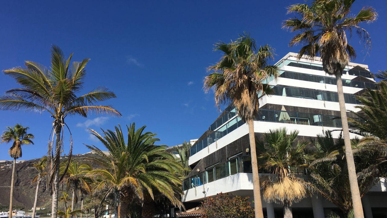 Sol la palma hotel apartments puerto naos holidaycheck la palma spanien - Sol la palma puerto naos ...