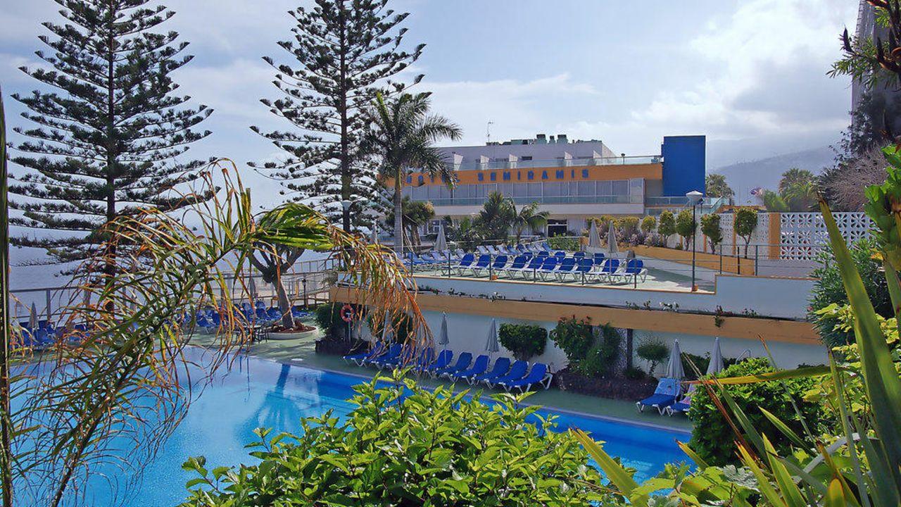 Hotel Best Semiramis Puerto De La Cruz Holidaycheck Teneriffa
