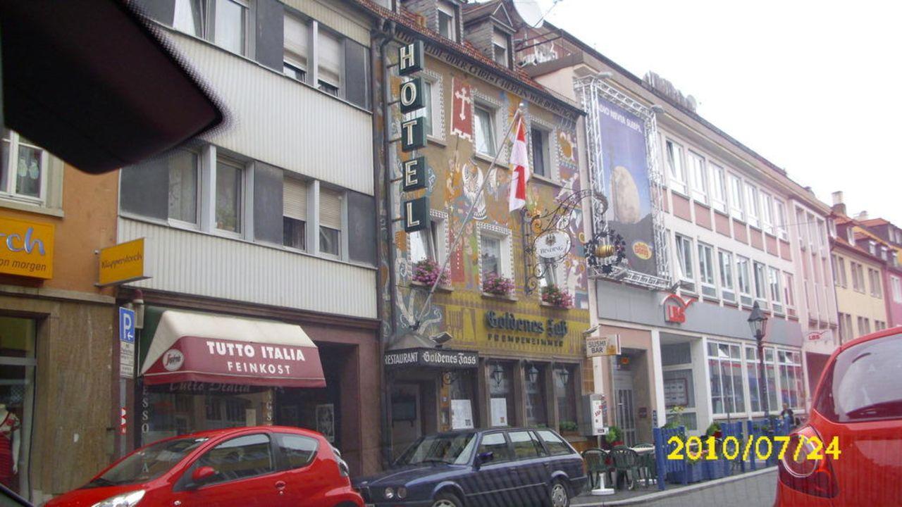 hotel goldenes fa w rzburg holidaycheck bayern deutschland. Black Bedroom Furniture Sets. Home Design Ideas