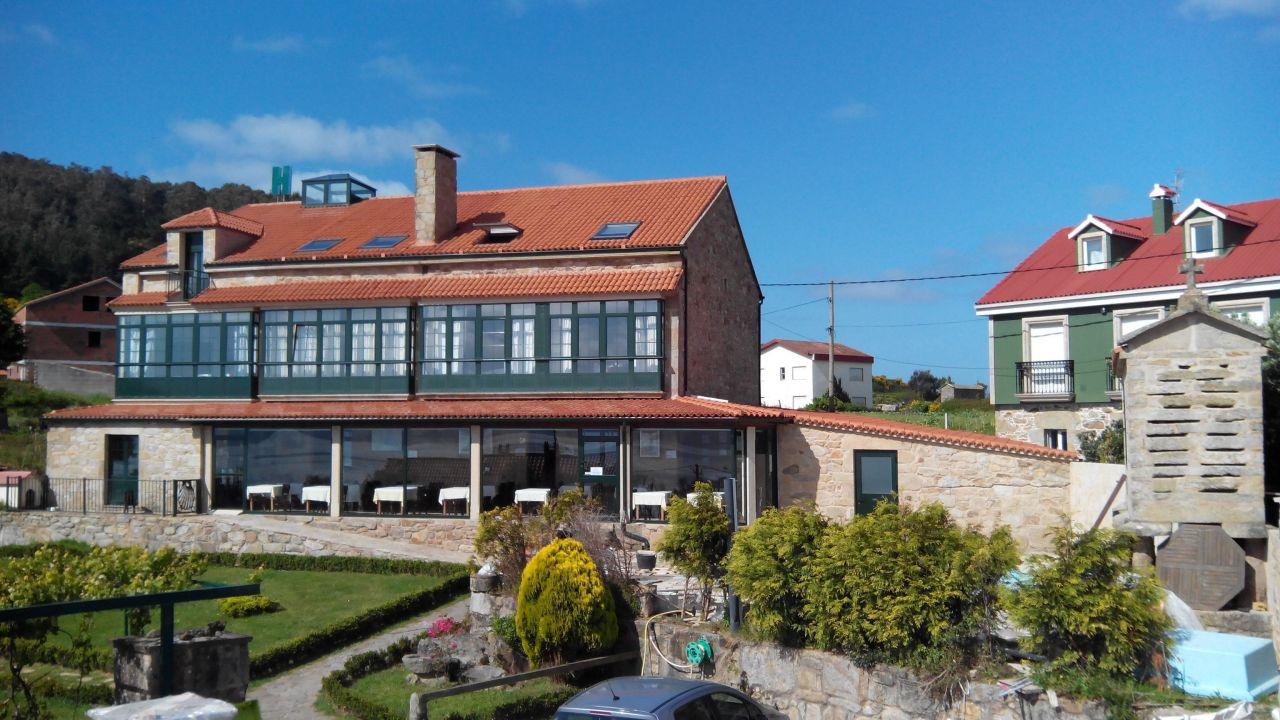 hotel rústico spa finisterrae (fisterra) • holidaycheck (galicien