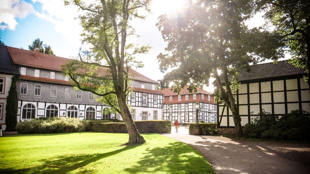 Graflicher Park Health Balance Resort Bad Driburg Holidaycheck