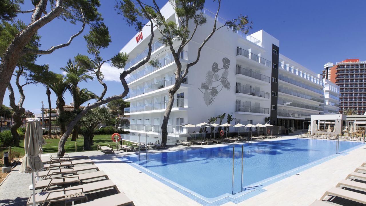 Hotel Riu Bravo Majorca Spain