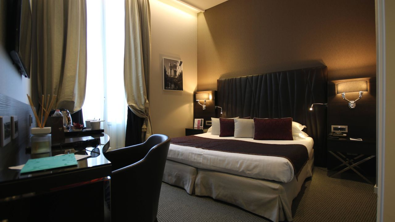 Hotel Artemide Rom Bewertungen