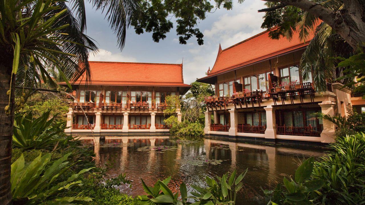 Anantara Hua Hin Resort Spa Hua Hin Holidaycheck Hua Hin Cha